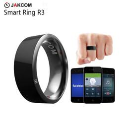 Venta caliente del anillo elegante de JAKCOM R3 en dispositivos inteligentes como la TV hecha a mano del fuego del etslsales en venta