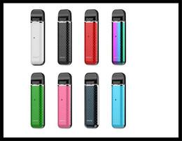 E pEn tops online shopping - newest portable pod mod vape pen electronic cigarette thick oil smoking refillable pod cartridge e cig for e liquids smoking top seller