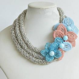 $enCountryForm.capitalKeyWord Australia - 4UJewelry Nigerian Women Wedding Beads 100% Handmade Necklace & Pendant 3 Standards Wedding Engagement Jewelry Fashionable 2019