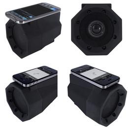 $enCountryForm.capitalKeyWord Australia - Touch Speaker Resonance Speaker Phone Wireless Connection No Pairing Mega Sound Boost Boom box for smart phone gift for kid