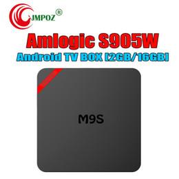 $enCountryForm.capitalKeyWord Australia - M9S Mini Android TV Box 1GB 8GB 2GB 16GB Android 7.1 Amlogic S905W Quad Core Ultra HD 4K Streaming Media Player Better MXQ Pro 4k RK3229