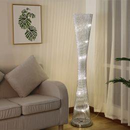 Fashion Floor light lamp online shopping - Nordic Modern led Floor Lamp Creative Small Waist Floor Lamp Fashion Decoration Standing Light For Living Room Bedroom led Floor lamp