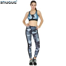 running stretch tight Australia - Mesh Yoga Suits Sportswear Women High Waist Stretch Jogging Suits Gym Tight Fitness Sport Push Up Bra Leggings Running Set