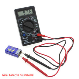 $enCountryForm.capitalKeyWord Australia - LCD Display Digital Multimeter AC DC 750 1000V Amp Volt Ohm Meter Tester GHS99