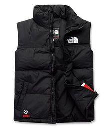 $enCountryForm.capitalKeyWord Australia - 2018 New north Winter men's Down puffer jacket Casual Brand Hoodies Down Parkas Warm Ski Mens face vest 60