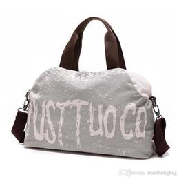 Animal Shaped Ladies Handbags Australia - Nice New Fashion Canvas Purses Handbags Big Capacity Pillow Shape Single Shoulder Bags Ladies Handbags Travel Bags