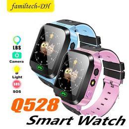 $enCountryForm.capitalKeyWord Australia - Q528 GPS Child Smart Watch Children Wrist Watch Waterproof Baby Watch With Remote Camera SIM Calls Gift For Kids pk dz09 gt08 a1l SmartWatch