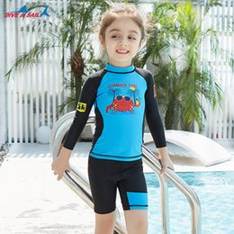 ccc4abfc528ca New 2pcs Boys girls Swimsuit UV Protection Shorts For Kids Cartoon Trunks  Baby Swimwear Children Diving Suit surfing Beach Wear
