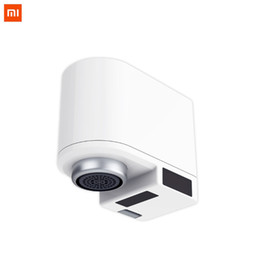 Diffuser For Camera Australia - Xiaomi Automatic Sense Infrared Induction Water Saving Device adjustable Water Diffuser For Kitchen Bathroom Sink Faucet