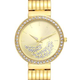 $enCountryForm.capitalKeyWord UK - New arrivals Elegant Flower Dial Wrist Watches for Women Crystal Clock 3 Hands PC Movement new year gift free drop shipping