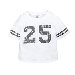 $enCountryForm.capitalKeyWord NZ - 2019 new best selling children's clothing children's knit printing digital 25 casual sports loose T-shirt baseball wind