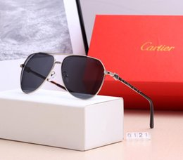far sports Australia - Original Brand Fashion Men and Women Sunglasses UV400 Protection Sport Vintage Sun glasses Retro Eyewear With free box and cases