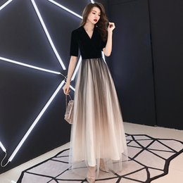 vintage mermaid style wedding dresses 2019 - Gradual Change Oriental Style Dresses Chinese Bride Vintage Traditional Wedding Cheongsam Dress Long Mermaid Qipao Plus