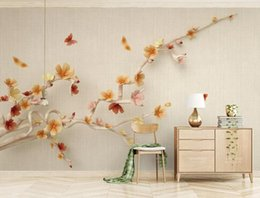 $enCountryForm.capitalKeyWord Australia - [Self-Adhesive] 3D Flowers And Butterflies 1815279 Wall Paper mural Wall Print Decal Murals
