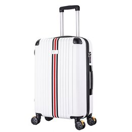 522308dd0 Fashion suitcase Korean version of the small fresh college student 20 inch  cute trolley case female universal wheel 24