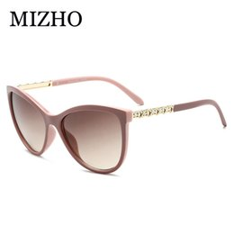 6a70019c7f1 Ladies Sunglasses Australia - wholesale Fashion Crystal Sunglasses Women  Brand Designer Vintage Ladies 2019 Pink Small