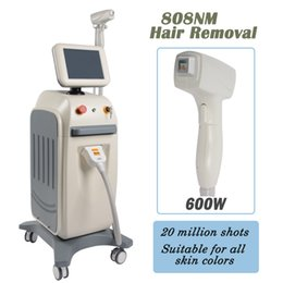 Ice devIce online shopping - 808nm diode laser beauty device Alma ICE Cold Hair Removal Ice Machine no no hair removal