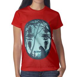$enCountryForm.capitalKeyWord Australia - Anime Spirited Away Crew Neck Womens Tops Classic Beach Wholesale T Shirt Printing Crew Neck Shirts Wonder Woman T Shirt