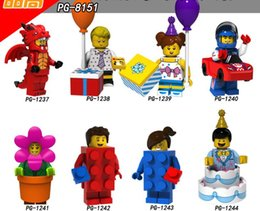 $enCountryForm.capitalKeyWord Australia - PG8151 building blocks music series assembling man-made dragon balloon boy girl racing man Children Superhero cartoon toys