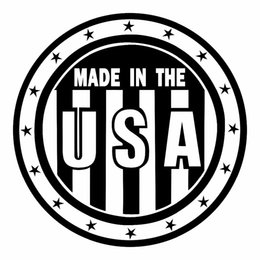 $enCountryForm.capitalKeyWord Australia - Rylybons The 2nd Half Price 12*12CM Stars and Stripes Made in the USA sticker Car vinyl window wall car Decals and Sticker