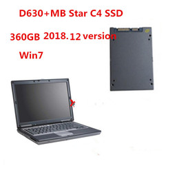 mb star compact c4 sd connect 2019 - Professional For MB Star SD C4 Connect 4 Compact 2018.12 software SSD 360G X-entry D-AS with D630 Laptop Faster than HDD