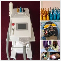Laser Tattoo Removal Ce NZ - Beauty Salon Use CE Approved 1064nm 532nm 1320nm Tattoo Removal Carbon Peeling ND Yag Laser Device