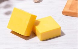 Natural Treatment For Acne Australia - 2017 new Natural Organic Herbal Green Papaya Whitening Handmade Soap Lightening Skin Remove Acne Moisturizing Cleansing Bath Soap