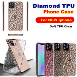 $enCountryForm.capitalKeyWord Canada - Clear Diamond TPU Phone Case For Iphone 2019 6.5 XR XS 7 8 Plus Samsung S10 Plus A70 M30 J2 Core HUAWEI P30 Pro Soft Transparent Back Cover