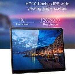 10.1 pulgadas Tablet PC Quad Core 2GB RAM 32GB ROM Tarjetas SIM duales Cámara dual 3G