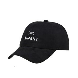 3e9ba16fe0a Wholesale Unstructured Black Cotton Embroidery Logo Distressed Plain 6  Panel Custom Dad Hat
