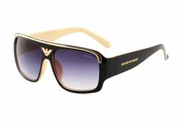 $enCountryForm.capitalKeyWord Australia - Luxury Sunglasses Smoke Black Gold Vintage Sunglass Men women brand designer sunglasses new with box q1