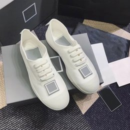 Ladies Canvas Shoes Australia - 2019 New Designer Woman Walking Sneakers Luxury Top Quality Canvas Shoes Lace-up Flats Ladies Breathable Loafers Q-260