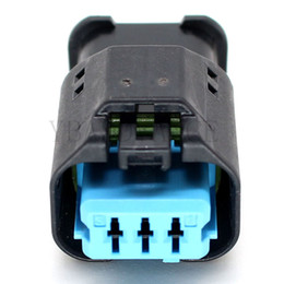 Amp Connectors UK - Te Amp Tyco Auto Electrical Plug Housing 3 Way Connector 1801178-1 Fit For Car
