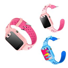 Game phones inch online shopping - S6 Smart Phone Watch GPRS Location Game SOS Camera HD inch Screen Kids Gifts Kids Children Smart Watch Phone