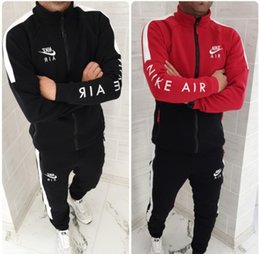 Palace Printing online shopping - palaces IOL NIKE Men Sportswear Hoodie And Sweatshirts Autumn Winter Jogger Sporting Suit Mens Sweat Suits Tracksuits Set