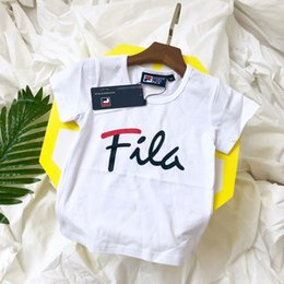 $enCountryForm.capitalKeyWord NZ - 19 years new macaron color children's T-shirt cost-effective high T-shirt cotton short-sleeved moisture-absorbing breathable boys and girls