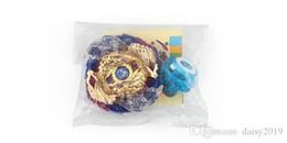 BeyBlade starter online shopping - Limited Gold Version Edition D Beyblade BURST fighting gyro B97 Starter Drain Fafnir Nt Spinning Top