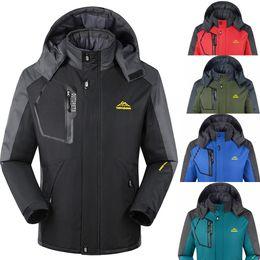 $enCountryForm.capitalKeyWord Australia - Women's & Men's Winter Outdoor Cashmere Thickening Zipper Hoodie Sport Outdoor Large Size Assault Coat Mountaineering Jackets