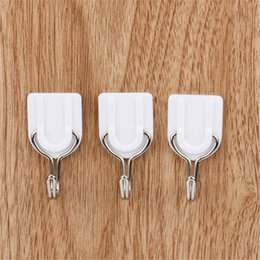 $enCountryForm.capitalKeyWord Australia - 6PC Hooks for Hanging Strong Adhesive Hook Wall Door Sticky key Hanger wall hanger decorative Hooks On the Gancho D21