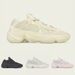 Running shoes lowest pRice online shopping - 2019 salt Blush Utility Black Desert Rat Super Moon Yellow running shoes sneaker trainer with box price