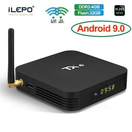 $enCountryForm.capitalKeyWord Canada - New TX6 Android 9.0 TV Box Allwinner H6 Quad Core 4GB Ram 32G Rom WiFi 2.4G+5G Bluetooth 5.0 Smart TV BOX