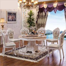 $enCountryForm.capitalKeyWord NZ - Modern Style Italian Dining Table, 100% Solid Wood Italy Style Luxury round Dining Table set o1114