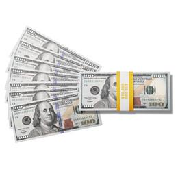 Discount 100 Dollar Bills   100 Dollar Bills 2019 on Sale at DHgate com