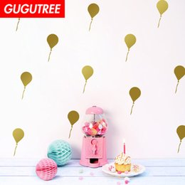 $enCountryForm.capitalKeyWord Australia - Decorate Home balloon cartoon art wall sticker decoration Decals mural painting Removable Decor Wallpaper G-2011