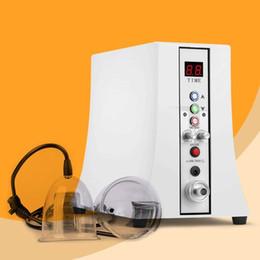 Venta al por mayor de Popular Naturaful Mejora de los senos Ampliación Tensado Pezón Chupar la máquina Aspirar a tope Levantar la cadera Máquina de masaje de senos