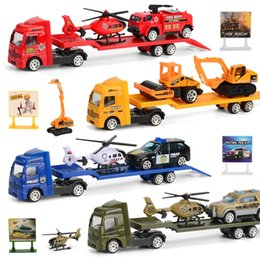 $enCountryForm.capitalKeyWord Australia - 1:64 Mini Vehicle Model Car Helicopter Fire Engine Off Road Vehicle Auto Models Toys Suit Children Cars Hand Push13 8yj N1