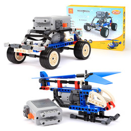 power blocks UK - Power machinery Building blocks Assembling toys for children Early education intelligence interesting kids toys car building blocks toy 05