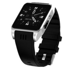 smart watches 3g wifi 2019 - Wholesale X86 Bluetooth Smart Watch Android 4.4 RAM 512MB Rom 4G support Sim card 3G Wifi GPS Camera 2MP SIM Card Skype