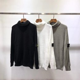 Wholesale quality wool clothing for sale – oversize In the new high quality European sweaters and party men s clothing series are paired with the casual letter compact sweater GG22