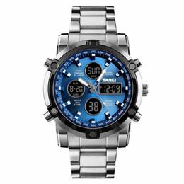$enCountryForm.capitalKeyWord NZ - GEMIXI 2019 Fashion Design Waterproof Multi Function Alarm Clock Calendar Waterproof Sports Fashion Electronic Watch Apr.